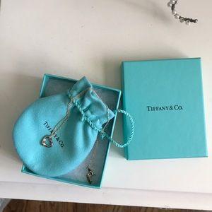 Tiffany & Co Mini Heart necklace